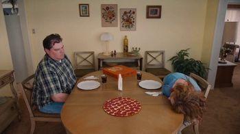 Little Caesars Hot-N-Ready Thin Crust Pizza TV Spot, 'Can't See the Crust: $6.49' - Thumbnail 3