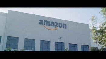 Amazon TV Spot, 'Work Hard' - Thumbnail 1