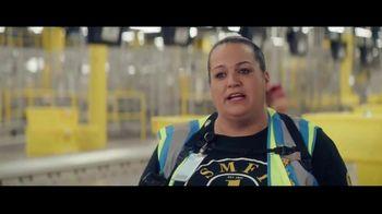Amazon TV Spot, 'Work Hard' - Thumbnail 3
