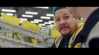 Amazon TV Spot, 'Work Hard' - Thumbnail 5