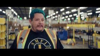 Amazon TV Spot, 'Work Hard' - Thumbnail 6