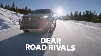 Toyota RAV4 TV Spot, 'Sorry Not Sorry' [T1] - Thumbnail 1