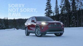 Toyota RAV4 TV Spot, 'Sorry Not Sorry' [T1] - Thumbnail 10