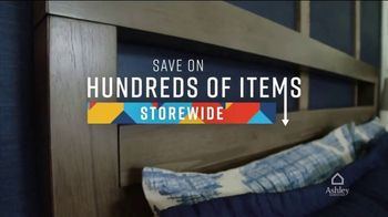 Ashley HomeStore Lowest Prices of the Year Event TV Spot, 'Queen Bed' Song by Midnight Riot - Thumbnail 4