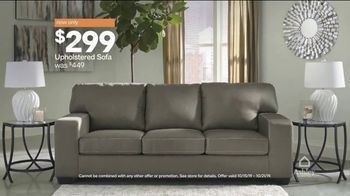 Ashley HomeStore Lowest Prices of the Year Event TV Spot, 'Queen Bed' Song by Midnight Riot - Thumbnail 5