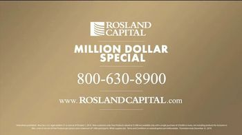 Rosland Capital Million Dollar Special TV Spot, 'The Test of Time' - Thumbnail 7