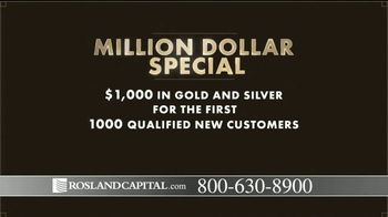 Rosland Capital Million Dollar Special TV Spot, 'The Test of Time' - Thumbnail 6
