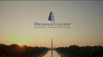 Hillsdale College Van Andel Graduate School of Government TV Spot, 'Liberty and Learning' - Thumbnail 10