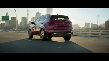 2020 Kia Sportage TV Spot, 'More Options, Standard' [T2]