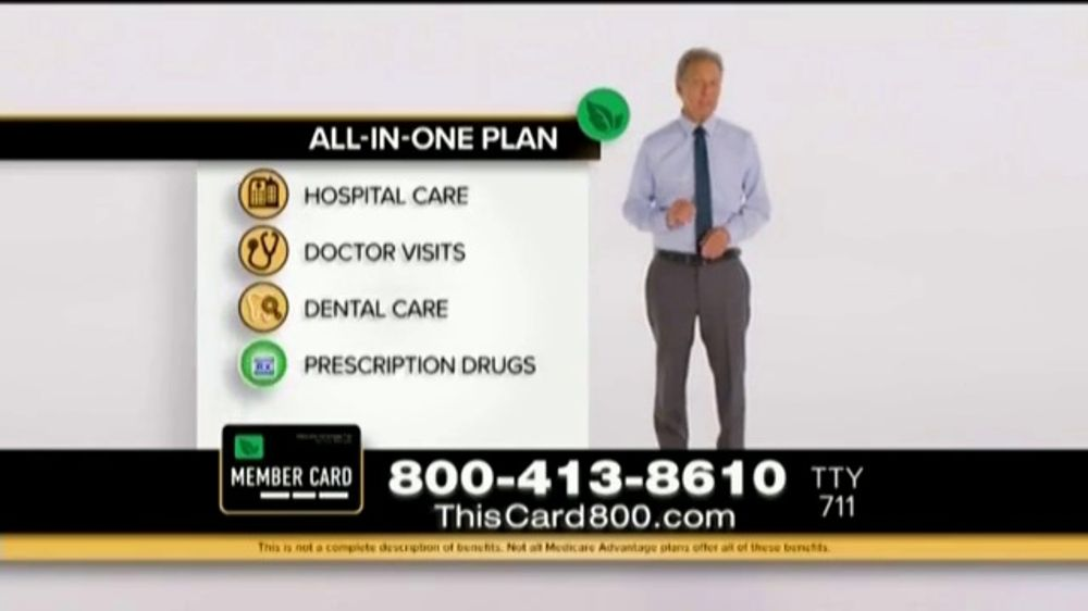 eHealthInsurance Services TV Commercial, 'This Card'