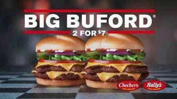 Checkers & Rally's Big Buford Two for $7 TV Spot, 'This Is Real: Déjà Vu' - Thumbnail 7