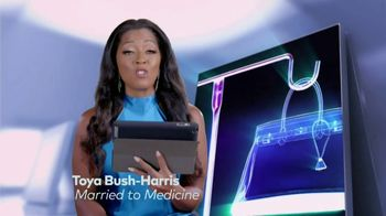 XFINITY Stream TV Spot, 'Bravo Network: Drama Fix' Featuring Toya Bush-Harris - Thumbnail 1