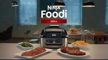 Ninja Foodi Grill TV Spot, 'Grill and Fry'