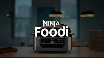 Ninja Foodi Grill TV Spot, 'Grill and Fry' - Thumbnail 1