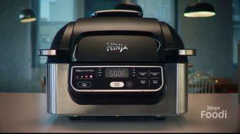 Ninja Foodi Grill TV Spot, 'Grill and Fry' - Thumbnail 4