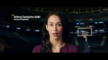 Verizon TV Spot, '5G Built Right: Madison Square Garden' - 112 commercial airings