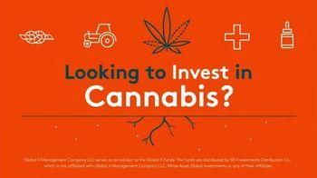 Global X Funds TV Spot, 'Cannabis ETF'