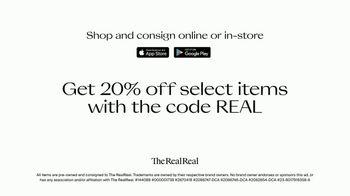 The RealReal TV Spot, 'Fall 2019: 20% Off' - Thumbnail 10