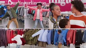 Burlington TV Spot, 'The Morgan Family Saves Big on Cold Weather Essentials' - Thumbnail 4