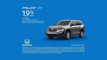 Honda TV Spot, 'Para' [Spanish] [T2] - Thumbnail 8