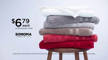 Kohl's Home Sale TV Spot, 'Bath Towels and Coffee Maker: Take Extra $20 Off' - Thumbnail 5
