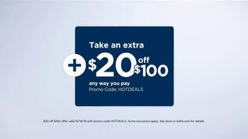 Kohl's TV Spot, 'Women's Flannels, Boots and Luggage: Extra $20 Off' - Thumbnail 5