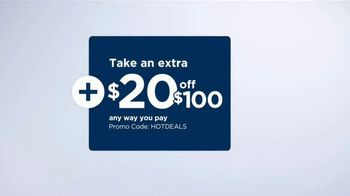 Kohl's TV Spot, 'Women's Flannels, Boots and Luggage: Extra $20 Off' - Thumbnail 6