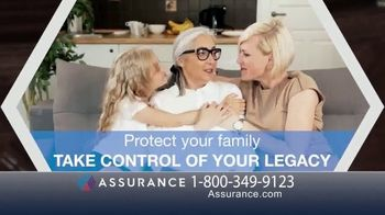 Assurance Final Expense Policy TV Spot, 'Protect Your Family' - Thumbnail 3