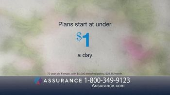 Assurance Final Expense Policy TV Spot, 'Protect Your Family' - Thumbnail 5