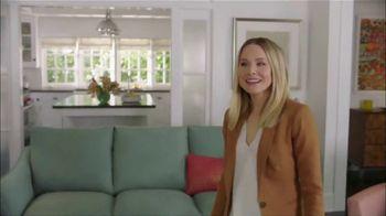 La-Z-Boy 36 Hour Sale TV Spot, 'Subtitles: 36 Percent' Featuring Kristen Bell - Thumbnail 7