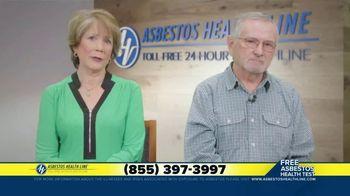 Asbestos Health Line TV Spot, 'Terry Blankenship'