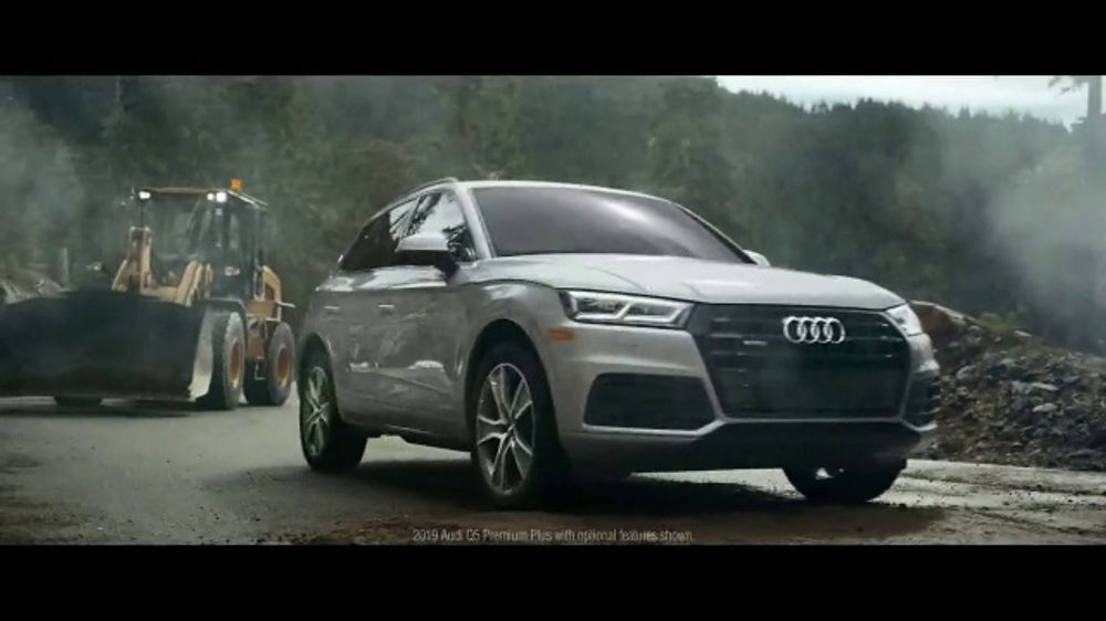 Audi Q5 TV Commercial, 'Find Your Own Road' [T1]