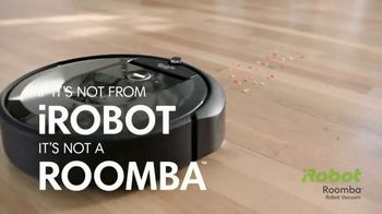 iRobot Roomba i7+ TV Spot, 'Forget About Vacuuming for Months'