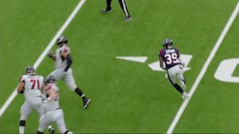 Verizon 5G TV Spot, 'Moments of Impact: Falcons vs. Texans' - 5 commercial airings