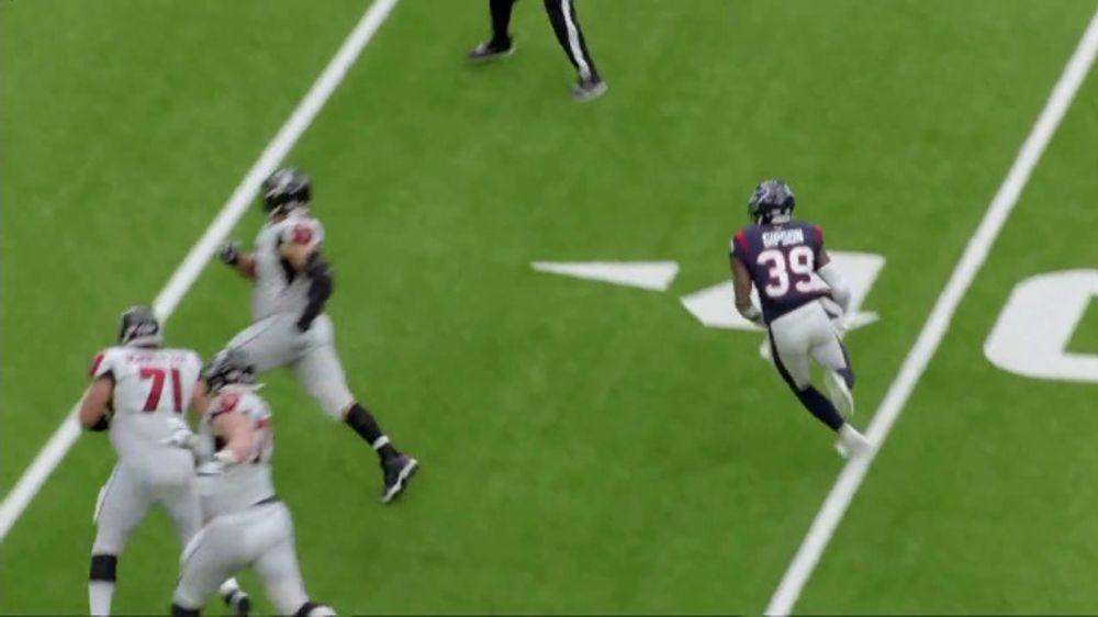 Verizon 5G TV Commercial, 'Moments of Impact: Falcons vs. Texans'