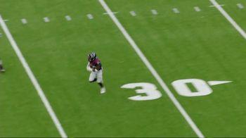 Verizon 5G TV Spot, 'Moments of Impact: Falcons vs. Texans' - Thumbnail 4
