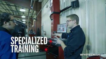 WyoTech TV Spot, 'Future of Technology'