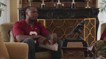 Nissan TV Spot, 'Heisman House: Bo vs. Machine' Featuring Bo Jackson, Baker Mayfield [T1] - 58 commercial airings