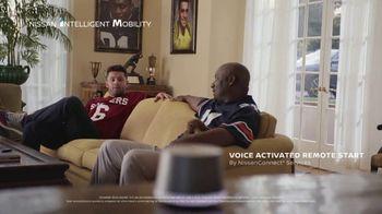 Nissan TV Spot, 'Heisman House: Bo vs. Machine' Featuring Bo Jackson, Baker Mayfield [T1] - Thumbnail 5