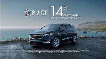 Buick Enclave TV Spot, 'S(You)V: Getting Ready' [T2] - Thumbnail 10