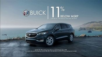 Buick Enclave TV Spot, 'S(You)V: Getting Ready' [T2] - Thumbnail 7