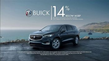 Buick Enclave TV Spot, 'S(You)V: Getting Ready' [T2] - Thumbnail 9