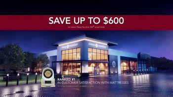 Sleep Number 360 Smart Bed TV Spot, 'Will It?: Save $600' Featuring Dak Prescott - Thumbnail 10