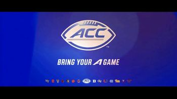 ACC Football TV Spot, 'Game Time' Song by Song by Jermain Brown, Jonathan Johnson and Knight Ryder - Thumbnail 10