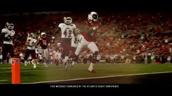 ACC Football TV Spot, 'Game Time' Song by Song by Jermain Brown, Jonathan Johnson and Knight Ryder - Thumbnail 5
