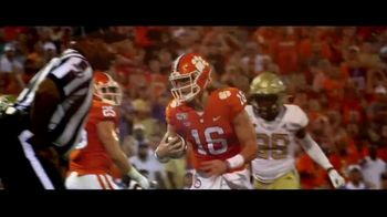 ACC Football TV Spot, 'Game Time' Song by Song by Jermain Brown, Jonathan Johnson and Knight Ryder - Thumbnail 7