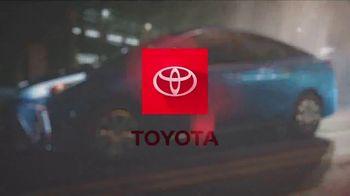 2019 Toyota Prius TV Spot, 'Dear Downpour' [T2] - Thumbnail 10