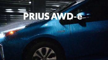 2019 Toyota Prius TV Spot, 'Dear Downpour' [T2] - Thumbnail 5
