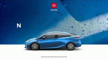 2019 Toyota Prius TV Spot, 'Dear Downpour' [T2] - Thumbnail 6