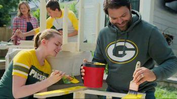 Lowe's TV Spot, 'Official Sponsor of the NFL: Valspar Paints' - Thumbnail 9